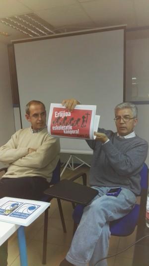 Intervención en la Jornada para Profesores de Religión Católica.
